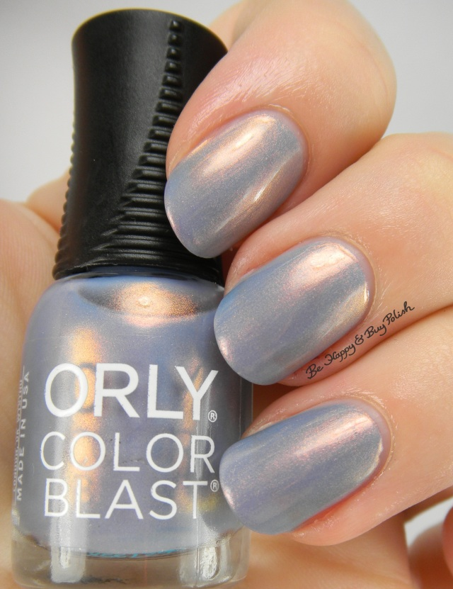 Cinderella Orly Color Blast Cinderelly, Cinderelly! | Be Happy And Buy Polish