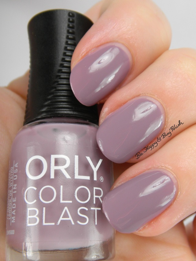 Cinderella Orly Color Blast Magical Carriage | Be Happy And Buy Polish