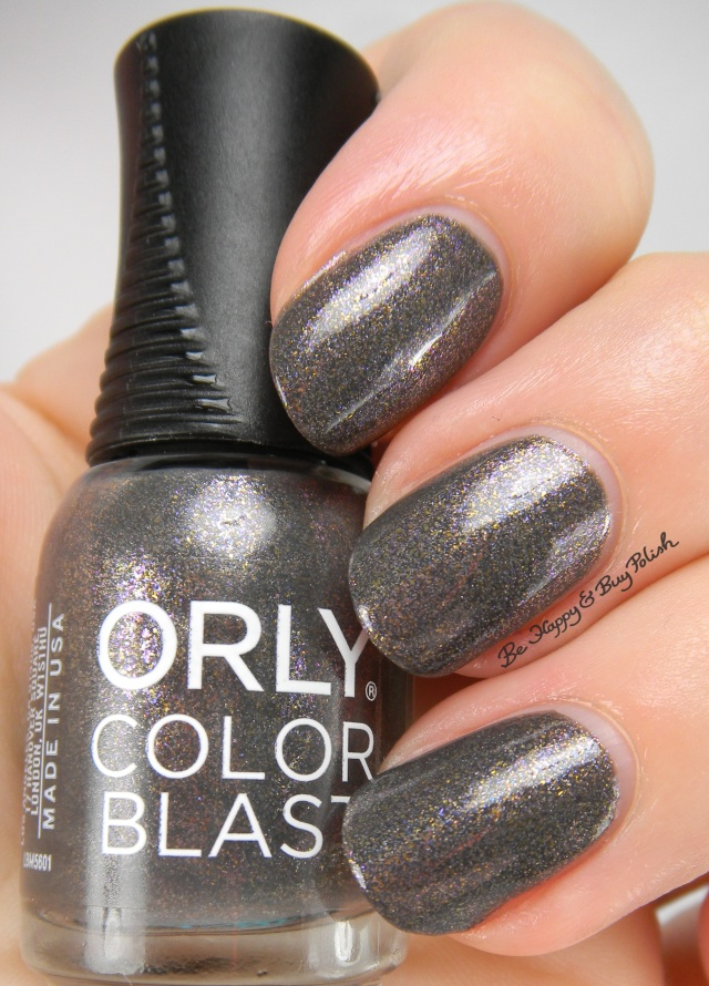 Cinderella Orly Color Blast Wicked Stepmother | Be Happy And Buy Polish