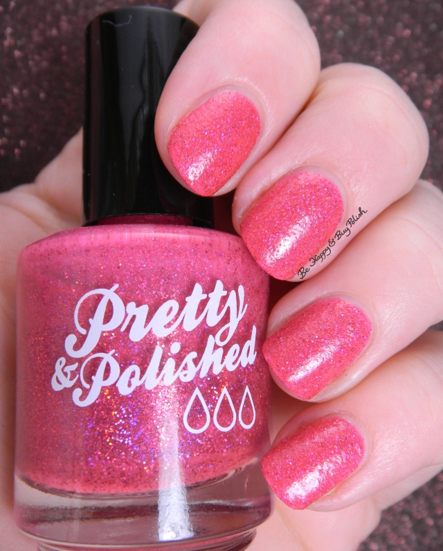 Pretty & Polished Cosmopolitan | Be Happy And Buy Polish