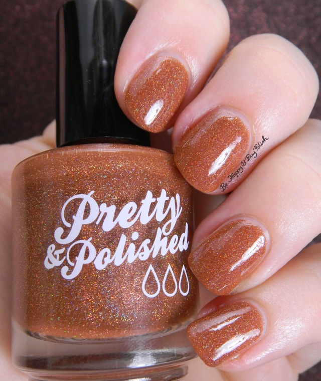 Pretty & Polished Long Island Ice Tea | Be Happy And Buy Polish