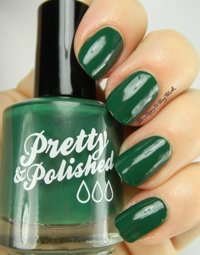 Pretty & Polished Pine Over Me | Be Happy And Buy Polish