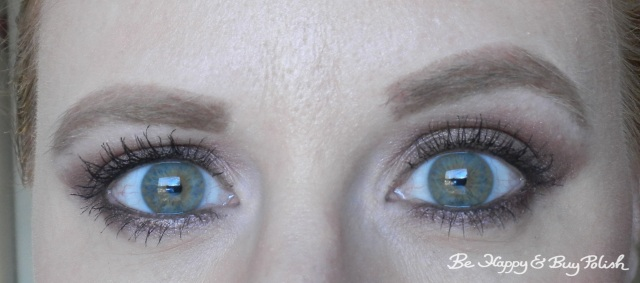 Smokey eye with Tarte Rainforest After Dark | Be Happy And Buy Polish