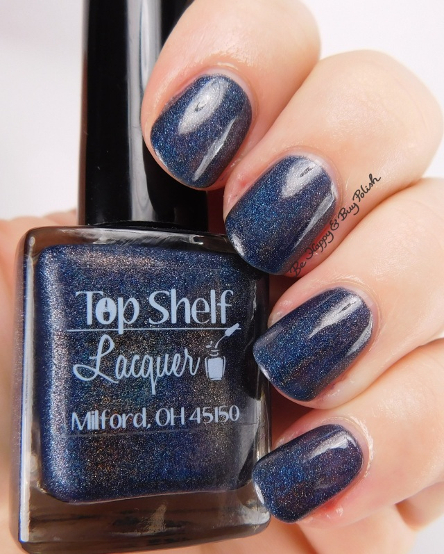 Top Shelf Lacquer Blackberry Margarita | Be Happy And Buy Polish