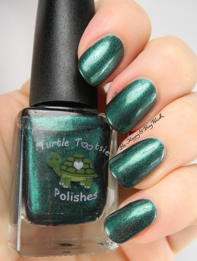 Turtle Tootsie Polishes 5 Months of Bills | Be Happy And Buy Polish