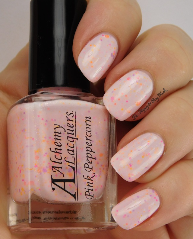 Alchemy Lacquers Pink Peppercorn | Be Happy And Buy Polish