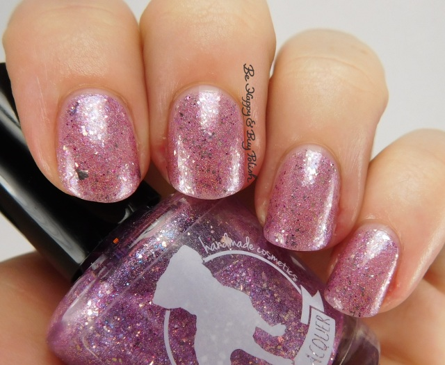 ALIQUID Lacquer Old Dog, New Tricks side view | Be Happy And Buy Polish