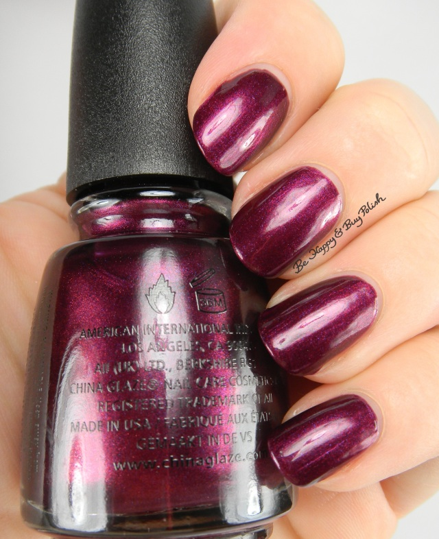 China Glaze Cowgirl Up | Be Happy And Buy Polish