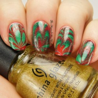 12 Days Of Christmas Nail Art Challenge: Freestyle