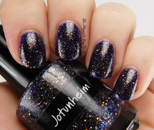 CrowsToes Jotunheim side pose | Be Happy And Buy Polish
