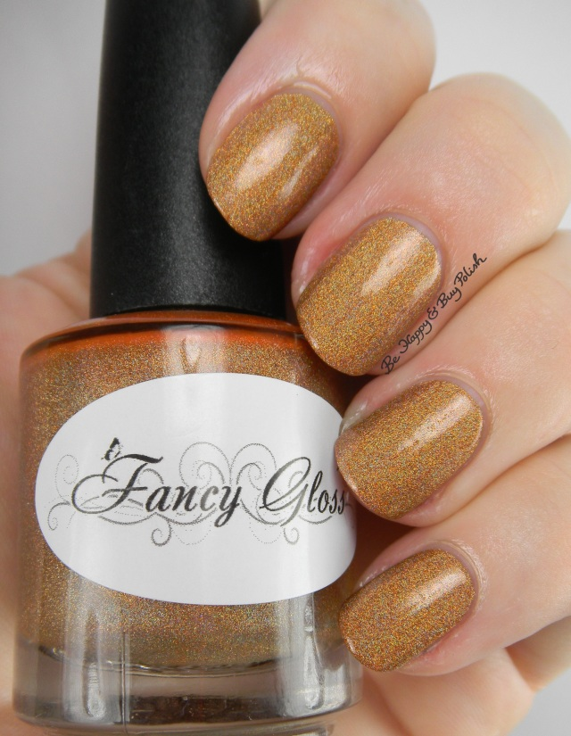 Fancy Gloss Gingerbread Latte | Be Happy And Buy Polish