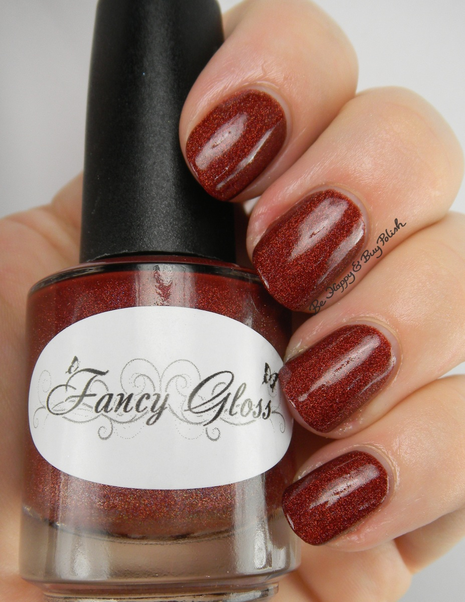 Fancy Gloss Red Velvet Mocha + Gingerbread Latte