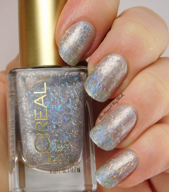 L'Oreal Gypsy Glitz, Bohemian Beauty nail polish | Be Happy And Buy Polish