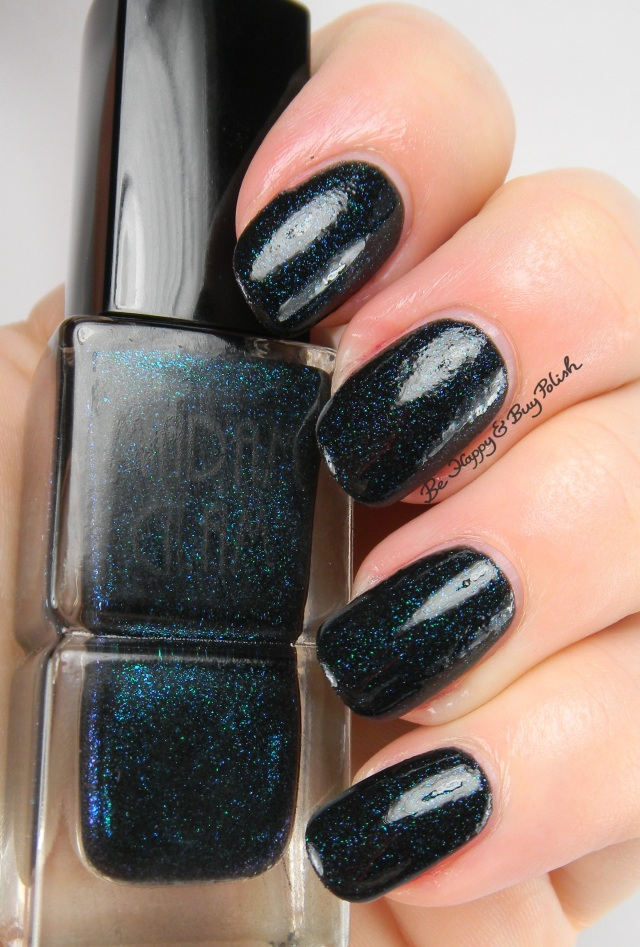 Madam Glam Not Ashamed with top coat | Be Happy And Buy Polish