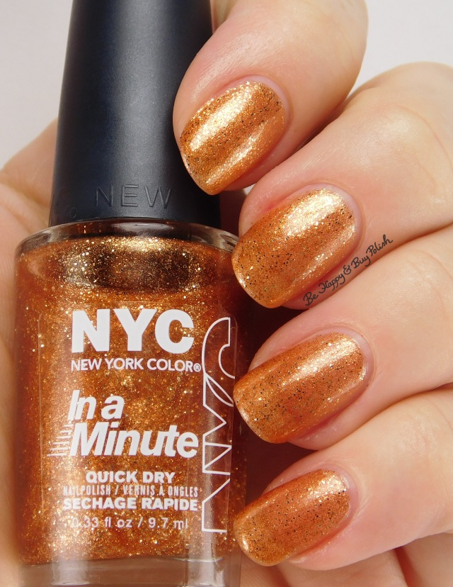 NYC New York Color Fashion Queen | Be Happy And Buy Polish