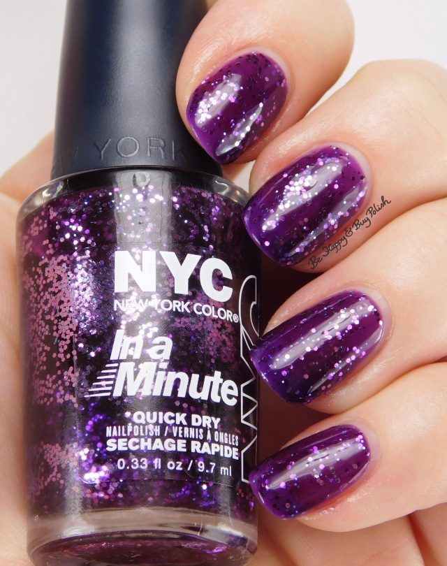NYC New York Color NY Princess | Be Happy And Buy Polish