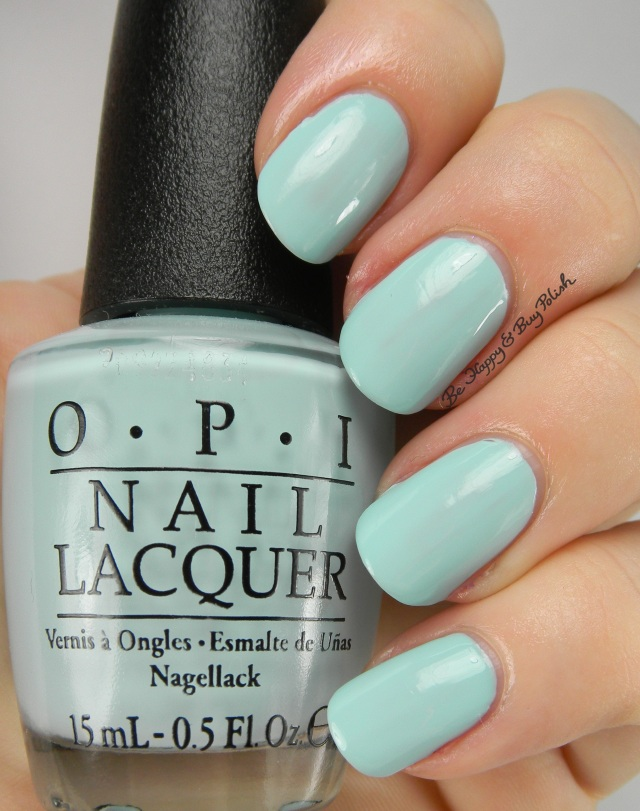 OPI Gelato on My Mind | Be Happy And Buy Polish