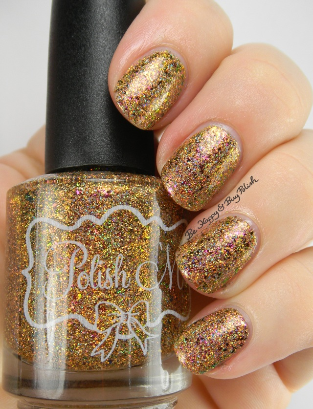 Polish 'M Autumn's Palette | Be Happy And Buy Polish