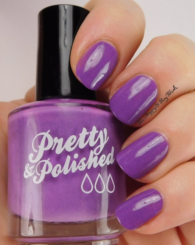 Pretty & Polished Amethyst or Am I That | Be Happy And Buy Polish