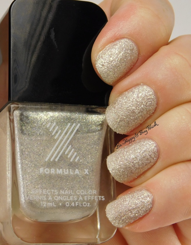 Sephora Formula X Moon Walk | Be Happy And Buy Polish