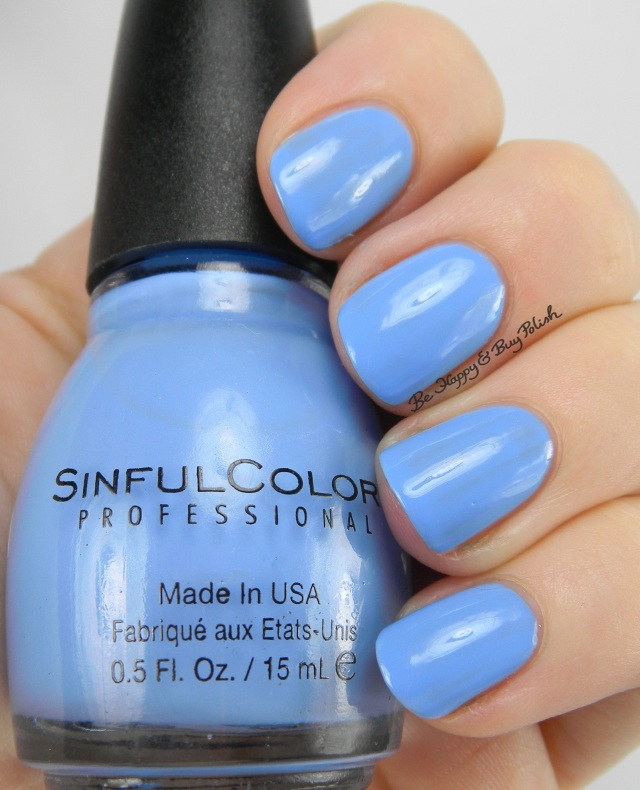 Sinful Colors Sail La Vie | Be Happy And Buy Polish