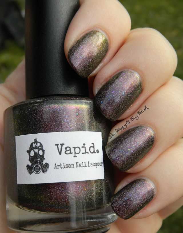 Vapid Lacquer Spellcaster shade photo | Be Happy And Buy Polish