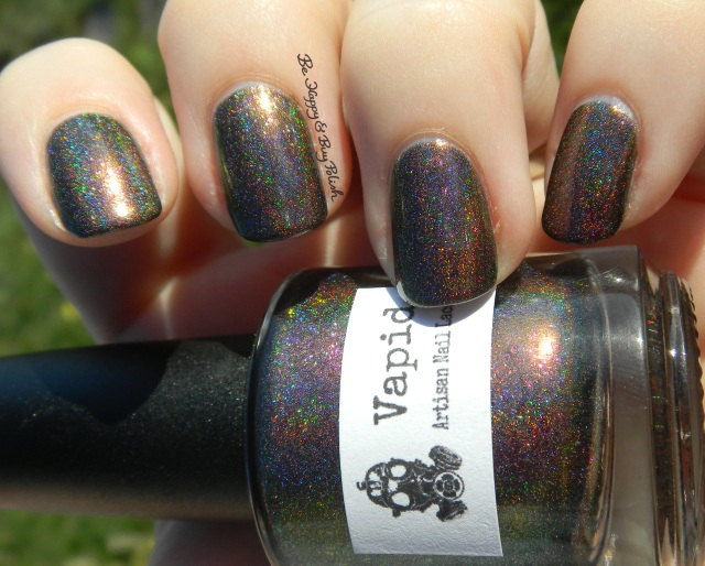 Vapid Nail Lacquer Spellcaster sun photo | Be Happy And Buy Polish