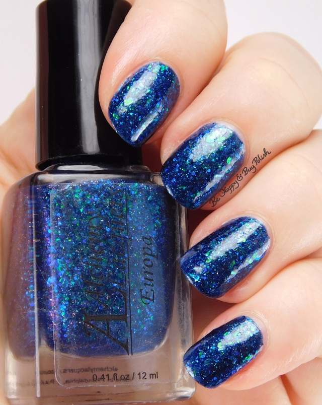 Alchemy Lacquers Europa | Be Happy And Buy Polish