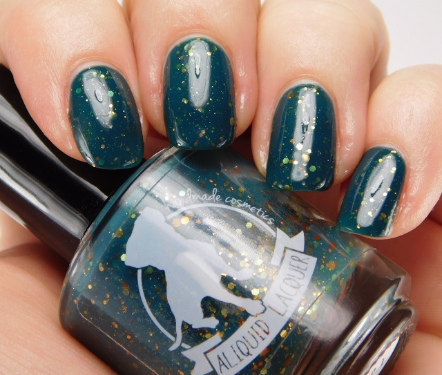 Aliquid Lacquer Toad-ally Copper | Be Happy And Buy Polish