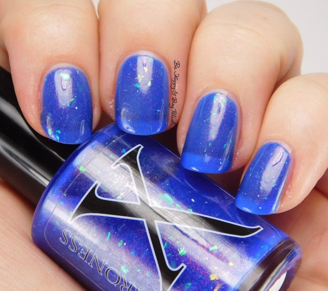 Baroness X Alhambra side pose | Be Happy And Buy Polish