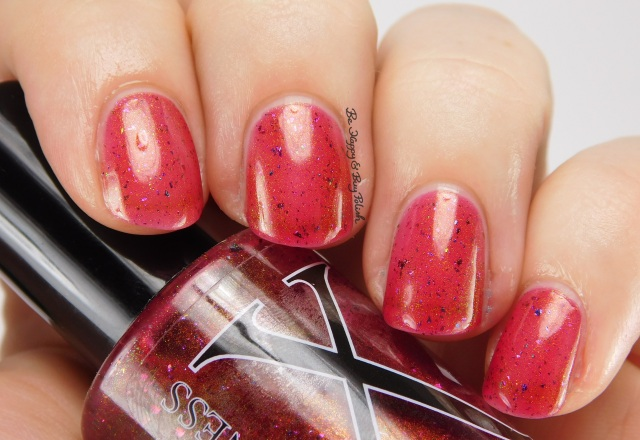 Baroness X Molino side pose | Be Happy And Buy Polish