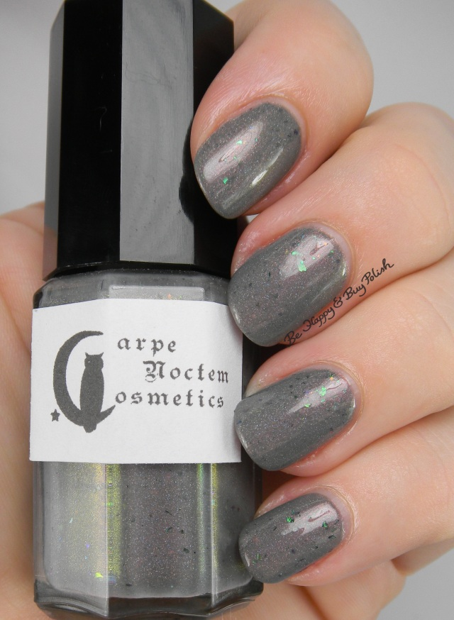 Carpe Noctem Cosmetics Beyond the Clouds | Be Happy And Buy Polish