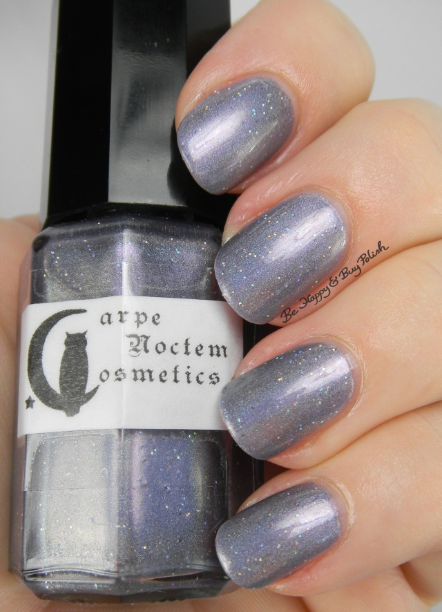 Carpe Noctem Cosmetics Debogram | Be Happy And Buy Polish
