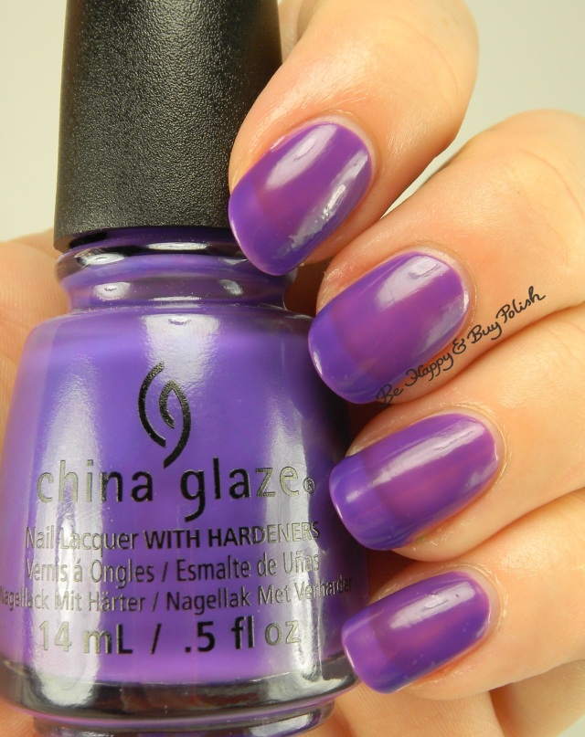 China Glaze Looking Bootiful | Be Happy And Buy Polish