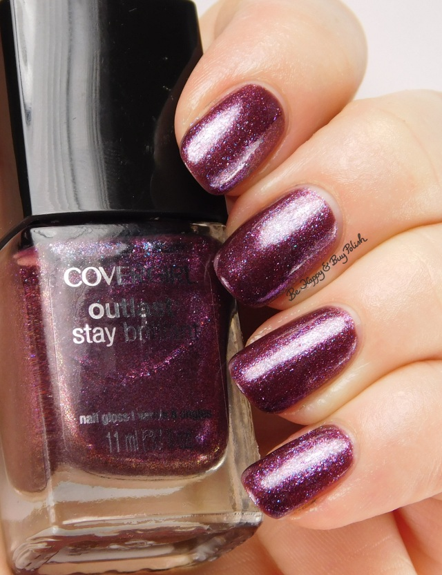 CoverGirl Violet Flicker | Be Happy And Buy Polish
