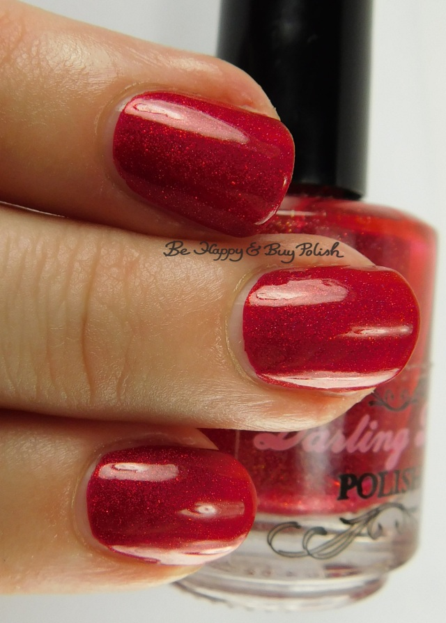 Darling Diva The Alchemist 3-finger pose | Be Happy And Buy Polish