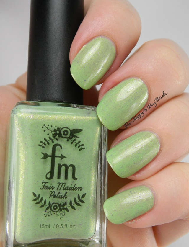 Fair Maiden Polish Bayou Dreamer | Be Happy And Buy Polish