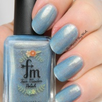 Fair Maiden Polish Colors of the Wind swatch + review