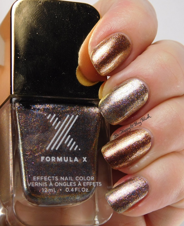 Formula X Alchemy II compared to Formula X Alchemy | Be Happy And Buy Polish