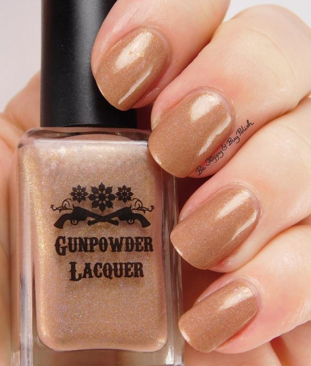 Gunpowder Lacquer Rebel Moon | Be Happy And Buy Polish