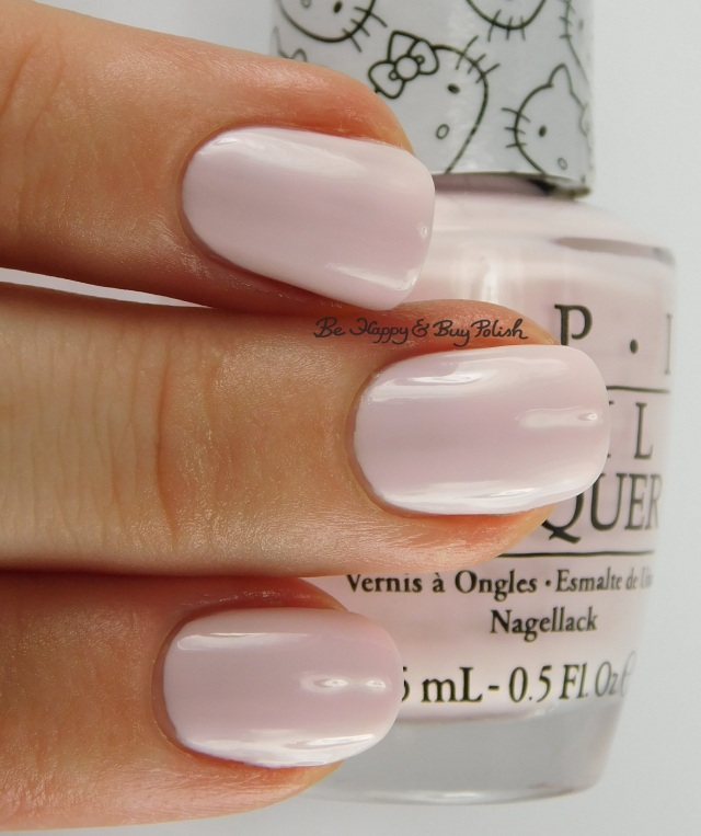Hello Kitty OPI Let's Be Friends | Be Happy And Buy Polish