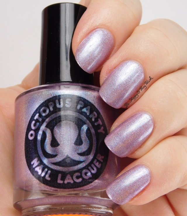 Octopus Party Nail Lacquer Metaphysics | Be Happy And Buy Polish