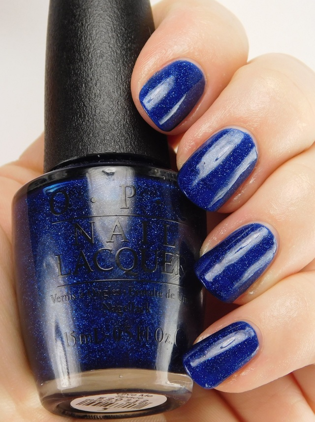 OPI Give Me Space | Be Happy And Buy Polish