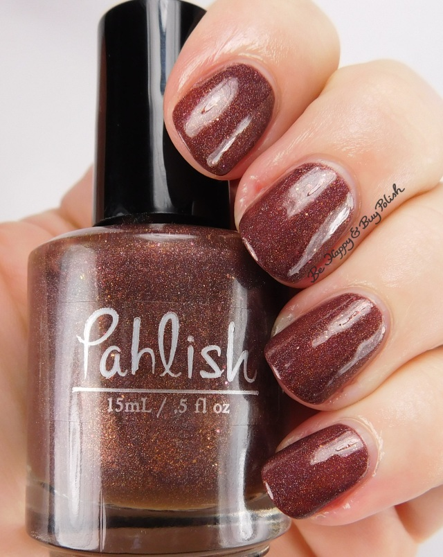 Pahlish Count Chocula's Cape | Be Happy And Buy Polish