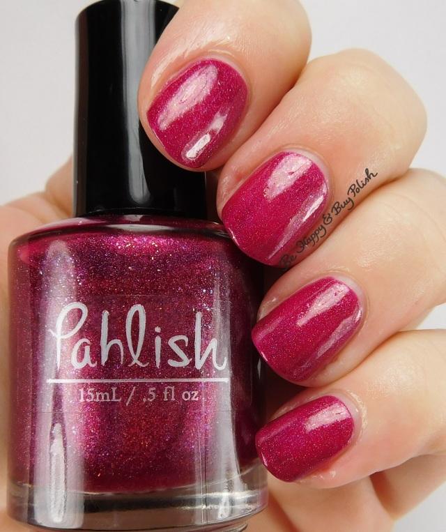 Pahlish Honeycrisp Candy II | Be Happy And Buy Polish