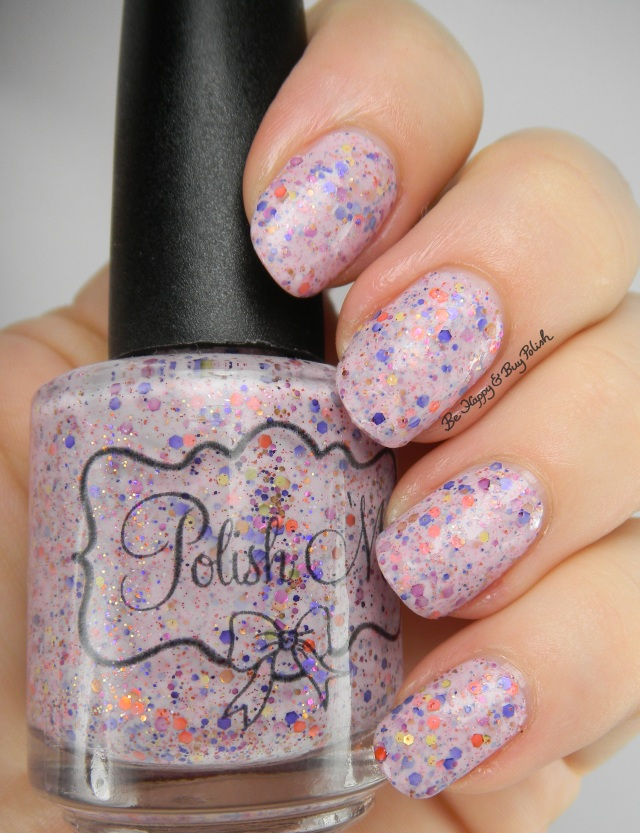 Polish 'M Group Custom #4 | Be Happy And Buy Polish