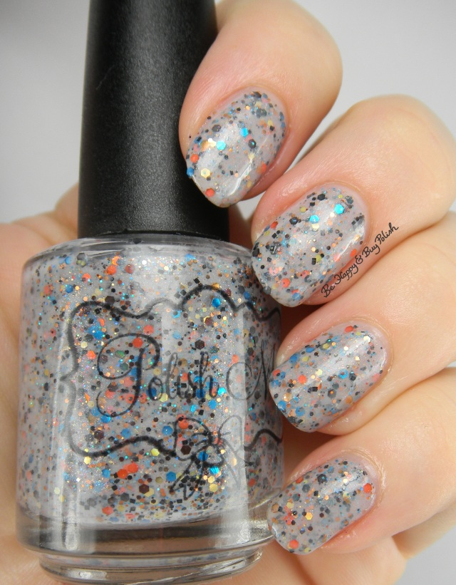 Polish 'M Group Custom #5 | Be Happy And Buy Polish