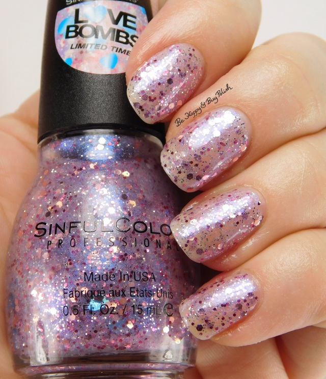 Sinful Colors Love Bombs | Be Happy And Buy Polish