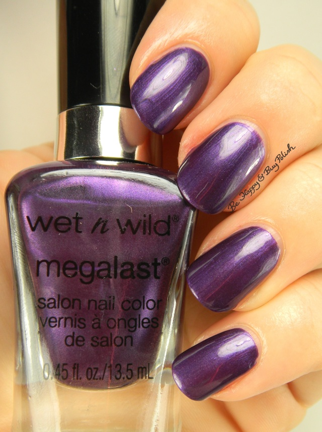 Wet N Wild Thrift Shopaholic | Be Happy And Buy Polish