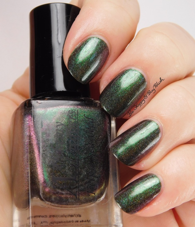 Alchemy Lacquers Kelpie Seaweed | Be Happy And Buy Polish